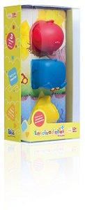 Brinquedo de Atividades Encaixadinhos - BDA