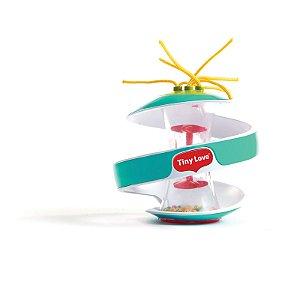 Brinquedo Inspiral (rain stick) Turquise - Tiny Love