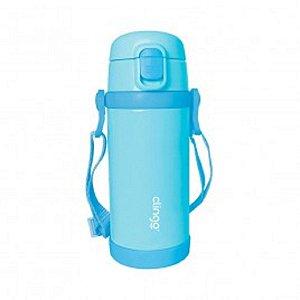 Garrafa Térmica Premium Azul - Clingo