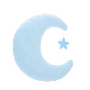 Almofada Lua Azul - Bup Baby