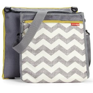 Tapete Central Park Blanket ( On The Go) Grey Feather - Skip Hop
