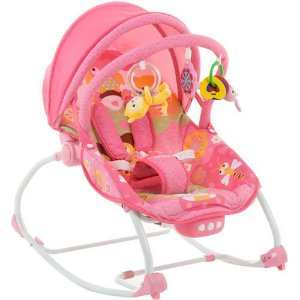 Cadeira de Descanso Sunshine Baby Rosa - Safety 1st