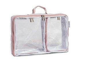 Organizador De Mala Rosa Nórdica - Masterbag Baby