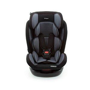 Cadeira para Carro Unique 0 a 36 kg Cinza Sport - Cosco