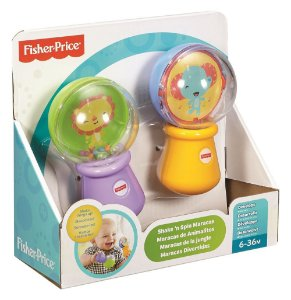 Maracas Divertidas - Fisher Price