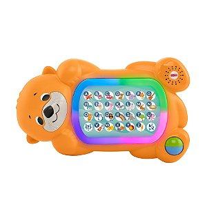 Brinquedo de Atividades Linkimals Lontra ABC - Fisher-Price