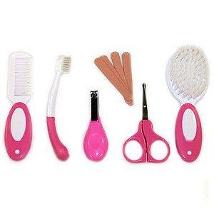 Kit Higiene Rosa - Ibimboo