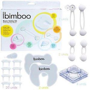 Kit De Segurança Básico com 30 peças - Ibimboo