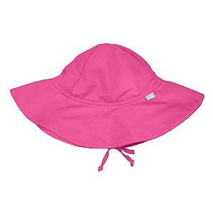 Chapéu de Banho Rosa com proteção solar FPS 50+ - Iplay