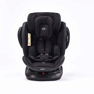 Cadeira Para Carro  Auto Softfix 360 0-36Kg Preta - Multikids