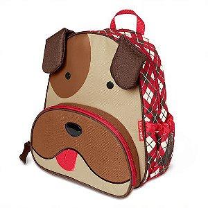 Mochila Linha Zoo Bulldog Edição Limitada - Skip Hop Infantil