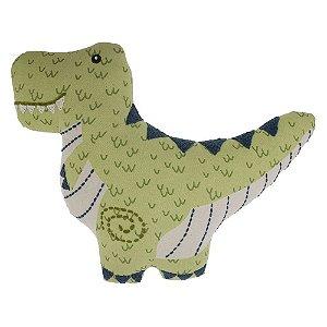 Almofada Bordada Dino - Stephen Joseph