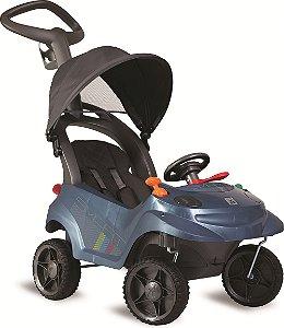 Carrinho de Passeio Infantil Smart Baby Comfort Azul - Bandeirante