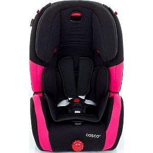 Cadeirinha para Carro Evolve Rosa Neon - Cosco