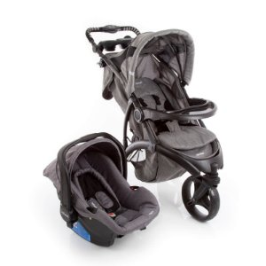 Travel System Off Road Grey Cold - Infanti