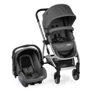 Travel System Epic Lite DUO Grey Classic - Infanti