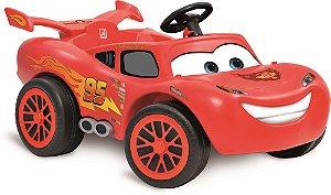 Relâmpago Mcqueen Cars Pedal - Bandeirante