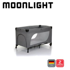 Berço Portátil Moonlight Set Woven - ABC Design