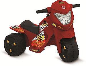 Moto Elétrica Banmoto G2 Vermelha - Bandeirante