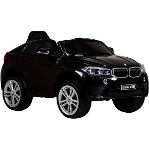 Carro Elétrico BMW Preto 6V - Bandeirante
