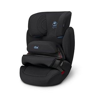 Cadeirinha para Carro Aura Cozy Black - CBX