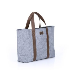 Bolsa Beach Bag Graphite Grey - ABC Design