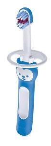 Escova Dental Baby's Brush Azul 6m - Mam