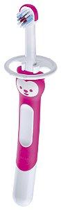 Escova Dental Treinamento Baby's Brush Rosa 5m - Mam