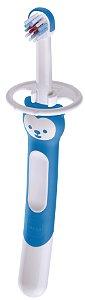 Escova Dental Treinamento Baby's Brush Azul 5m - Mam