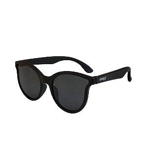Óculos Gatinha Escuros Preto - Clingo
