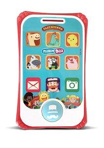 Brinquedo Smartphone Fazendinha - Pura Diversão