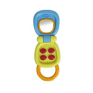 Brinquedo My Little Flip Phone - Bright Starts