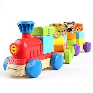 Trenzinho Discovery Wooden Toy - Baby Einstein
