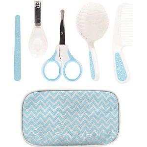 Kit Azul Cuidados Baby com Estojo - Buba Baby