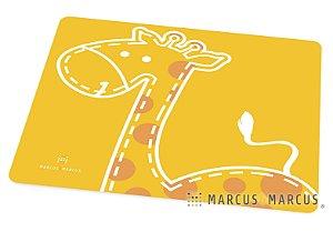 Jogo Americano em Silicone Girafa - Marcus & Marcus