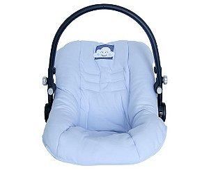 Capa para Bebê Conforto Nuvem Azul - D'Bella for Baby