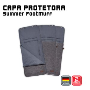 Capa Protetora Summer Footmuff Street - ABC Design