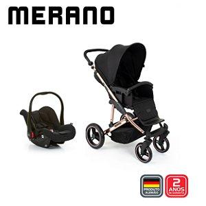 Carrinho Merano 4 Rose Gold - ABC Design