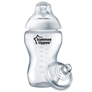 Mamadeira Closer To Nature Anti-Colic 340ml - Tommee Tippee