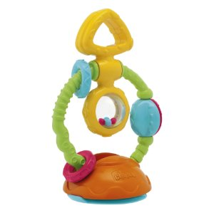 Brinquedo com Ventosa Touch & Spin - Chicco