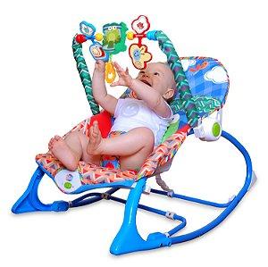 Cadeira de Balanço Floresta Azul - Pura Diversão