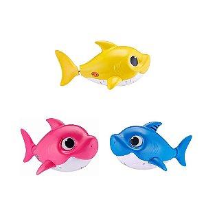 Brinquedo Robo Alive Baby Shark - Candide