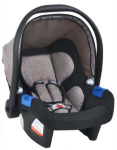 Bebê Conforto Touring X Capuccino - Burigotto