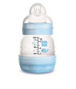Mamadeira Azul Easy Start Anticólica 130ml - Mam