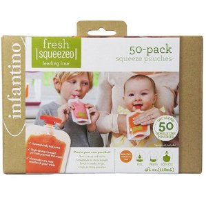 Kit Squeeze 50 Unidades - Infantino
