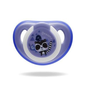 Chupeta First Moments Glow 0-6m Azul - Fisher Price