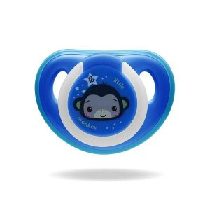 Chupeta First Moments Glow 6-18m Azul - Fisher Price
