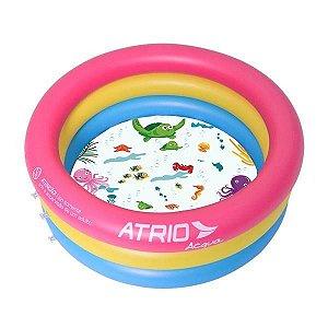 Piscina Circular Infantil - Atrio