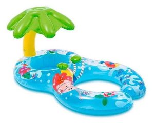 Boia Baby Bote Peixinhos - Intex