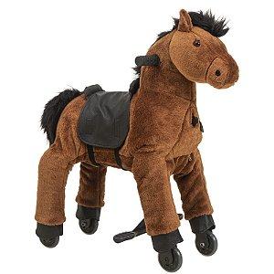 Montaria Cavalo Pequeno Caramelo Uppi - Kiddo